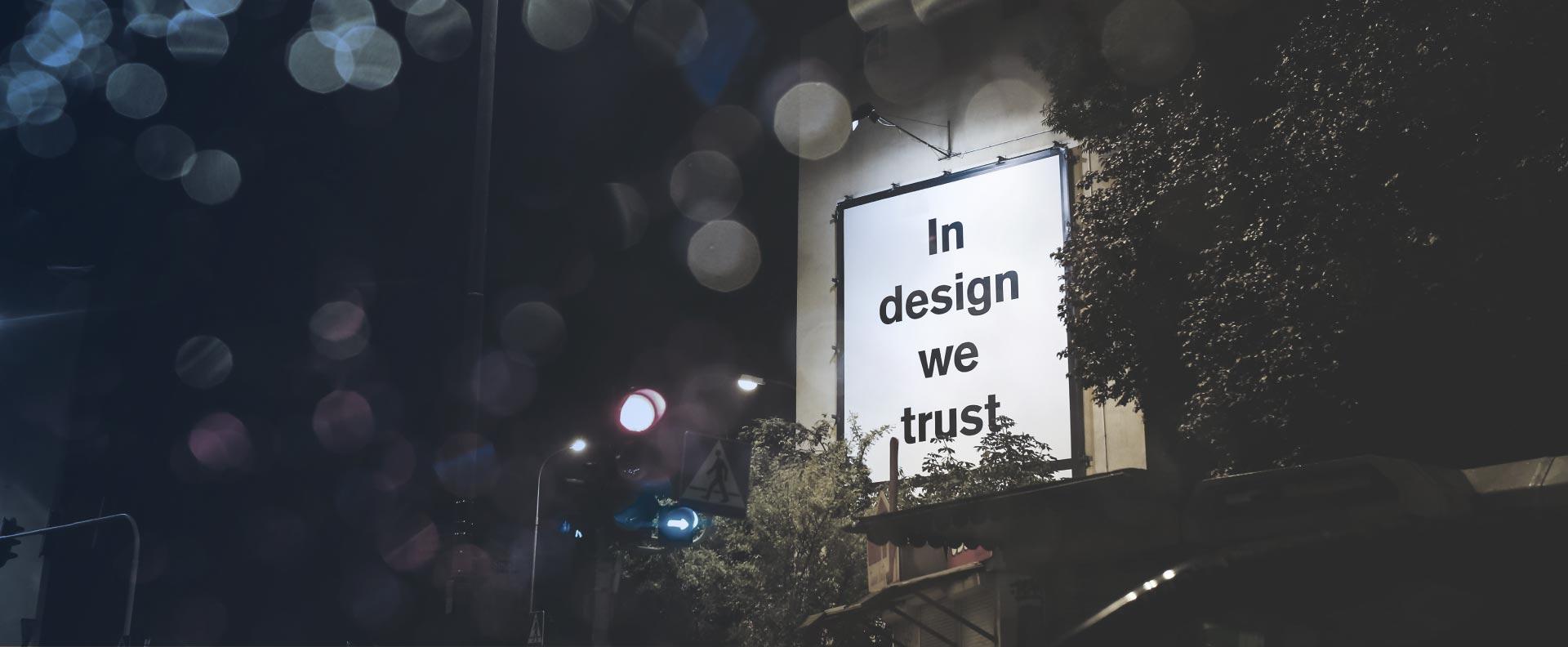 Confiamos en el diseño web