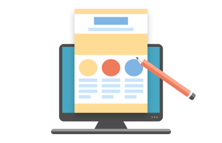 Diseño y Desarrollo WEB ícono